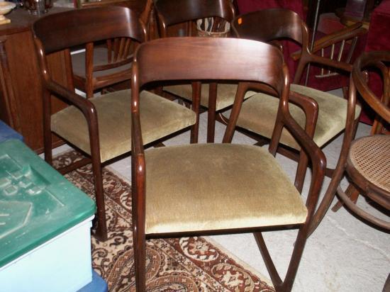 fauteuils bauman