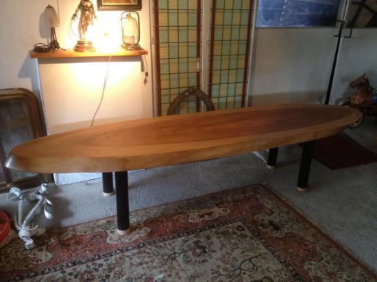 Grande table de salon ( VENDU )